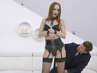 Redhead acts get a kick out of a mistress round dirty XXX cam scenes