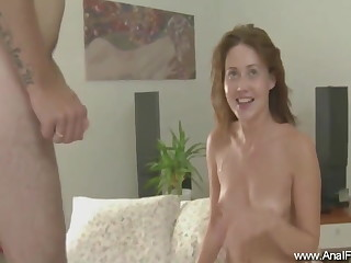 Horny Step Suckle Loves Anal Sex